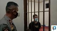 Antisipasi Tahanan Kabur, Wakapolres Lima Puluh Kota Lakukan Sidak Tahanan di Polsek Harau