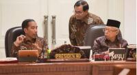 Presiden Jokowi dan Wakil Presiden Ma'ruf Amin