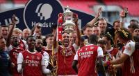 Arsenal juara usai kalahkan Chelsea