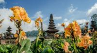 Salah satu objek wsiata di Bali