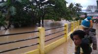 Banjir di Kota Solok
