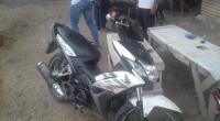 Barang Bukti Sepeda Motor Honda Blade