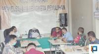 Hadapi masa tenang Kampanye Pilkada Bawaslu Solsel Gelar Rakor dengan Stakeholder terkait