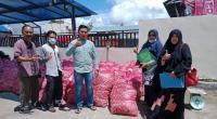 Bantuan benih bawang putih dari pemerintah pusat