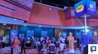 Suasana KKI 2021 Seri 1 di Aula Bank Indonesia Provinsi Sumbar