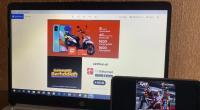 Telkomsel mengadakan Program Undian Ketengan Berhadiah dengan hadiah utama Motor Honda Beat.