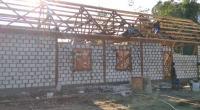 Belum 100 Persen Selesai, Bangunan Balai Kampung Tampak Megah