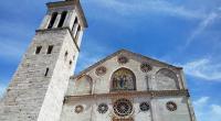 Gereja Katedral Spoleto di Italia