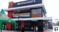 McDonald's Indonesia kembali akan membuka cabang kedua di Kota Padang besok, Jumat, 24 Januari 2020.