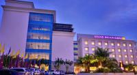 Salah satu hotel di Kota Padang
