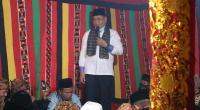 Bupati Solok, H. Epyardi Asda saat bertemu masyarakat di Nagari Paninggahan