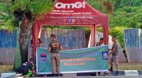 Pos Pelayanan dan Pengawasan Satpol PP Padang