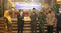 Penyampaian 13 Rekomendasi DPRD Pessel Terhadap Nota LKPj Bupati tahun 2020