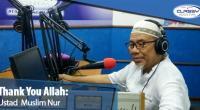 Almarhum Muslim Nur Saat Mengisi Acara di Classy FM