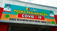 Posko penanganan COVID-19 Pemko Solok