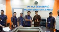 PLN Sumbar resmikan PLTM Sako di Pessel
