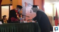 Wisuda Unes - AAI Padang