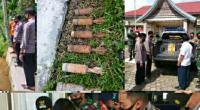 Benda yang diduga bom mortir diamankan Polsek Ranah Pesisir
