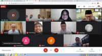 Acara serah terima jabatan  Pengurus UPZ Baznas Semen Padang dari Oktoweri kepada Ampri Satyawan dilakukan secara virtual pada Kamis, 27 Agustus 2020.