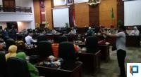 Audiensi DPRD Sumbar dengan dinas pendidikan
