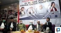 Ustaz Erman Safar di Rumah Juang Erman Safar-Marfendi