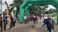 Kegiatan pra-BBGRM 2020 oleh Kodam I/Bukit Barisan di Istano Basa Pagaruyung