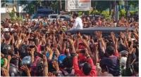 kunjungan Presiden Joko Widodo atau Jokowi di Provinsi Nusa Tenggara Timur (NTT), 23 Februari silam