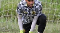 Kiper Semen Padang FC Rendy Oscario