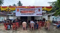 Warga Sijunjung mendatangi Posko-posko vaksinasi yang didirikan DPC Gerindra Sijunjung sebagai langkah mempercepat penambahan jumlah warga yang divaksin.