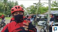 Wahyudi Agus, Pegiat sepeda di Kota Padang