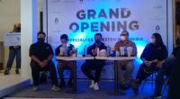 Grand opening Esteh Indonesia Padang di Jalan Veteran No. 8E, Padang Pasir, Kec. Padang Baru, Kota Padang, Sabtu, 11 September 2021