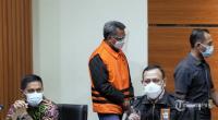 Nurdin Abdullah ditetapkan tersangka oleh KPK