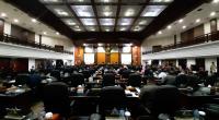 Gubernur Tanggapi Pandangan Fraksi DPRD Sumbar Terkait APBD 2022
