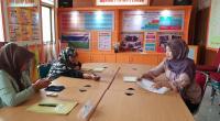 Calon anggota PPK yang mendaftar ke KPU Tanah Datar