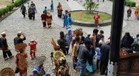 Pengunjung Istano Basa Pagaruyung akan gunakan tiket elektronik