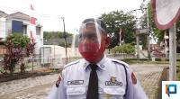 Satpam PT Telkom Indonesia cabang Sumbar, Busril