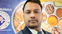 Punit Kumar eksportir gambir dari Padang ke India