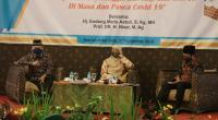 kegiatan JAMARAH (Jagong Masalah Haji dan Umrah) yang digelar Kantor Wilayah Kementerian Agama Jawa Tengah
