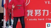 Rio Alfi, satu-satunya pelajar Minang di Wuhan yang kuliah S2 Applied Psychology di China University of Geosciences, Wuhan.