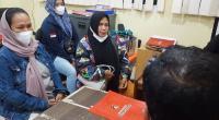 Polisi sedang memeriksa Y perempuan yang viral di Padang