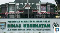Kantor Dinas Kesehatan Kabupaten Pasaman Barat