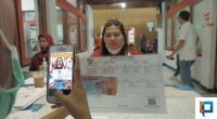 ilustrasi (Seorang penerima BST tahap 10 mengambil bantuan di PT POS Indonesia di Jalan Bagindo Azis Chan)