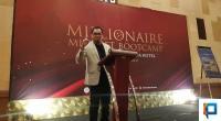 Wahyu Hidayat saat mengikuti seminar bersama Mardigu di Yogyakarta beberapa waktu lalu.