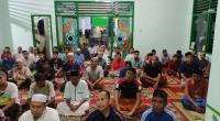 Narapidana Lapas Pariaman, Jemaah Tarawih