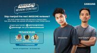Jangan Ngaku Kreatif Kalau Belum Ikutan Awesome Review Contest Bareng Galaxy A32