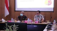 Pjs. Wako Solok, Asben Hendri Rapat Evaluasi bersama OPD