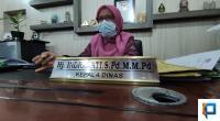 Kepala Dinas Pendidikan dan Kebudayaan Indrawati