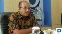 Direktur Utama PT Perumdam Kota Padang, Hendra Pebrizal