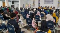 Anggota Komisi IX DPR RI, Drs. H. Darul Siska memberikan sosialisasi pada kegiatan pemberdayaan masyarakat melalui Komunikasi, Infomasi dan Edukasi (KIE) di Kabupaten Tanah Datar