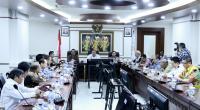 Pertemuan Ketua DPD RI dengan Kadin seluruh Indonesia.